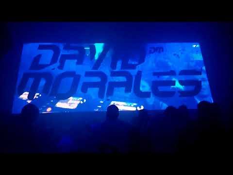 7 ottobre 2017 - David Morales at Room 26, Rome (HD)