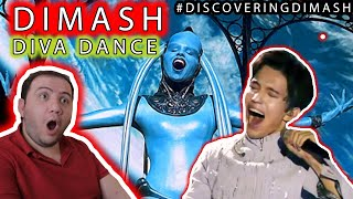 This is UNREAL! - DIMASH THE DIVA DANCE