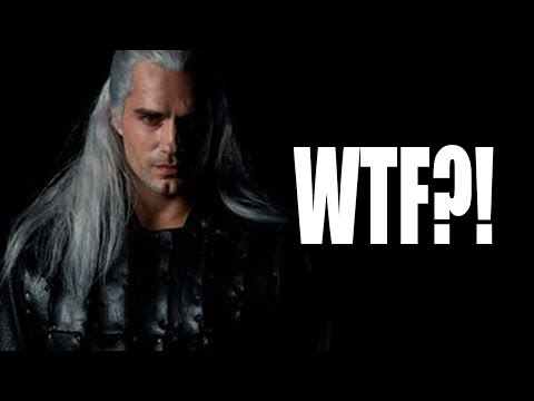 What The !#@$ Is Going On With The Witcher Netflix Show?! thumbnail