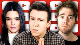Kendall Jenner Leak Controversy, Article 13 Approved, Shane Dawson Reveal, & Norm MacDonald Backlash