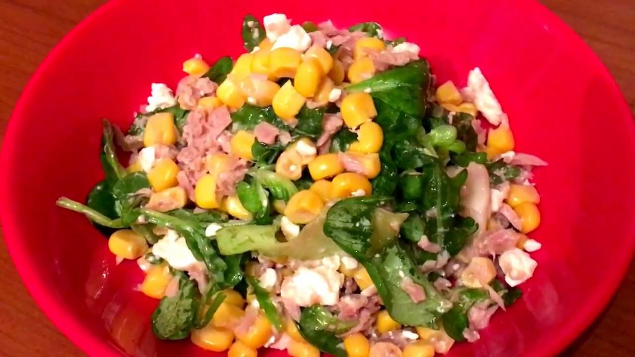 Salate cu ton in ulei