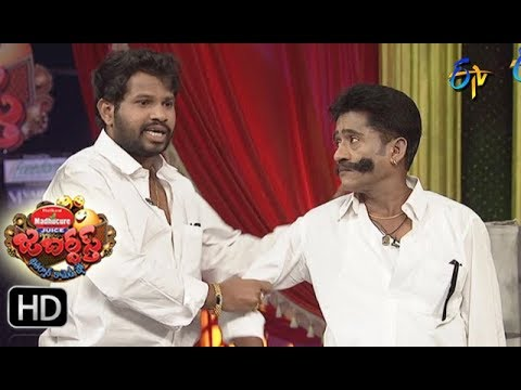 Hyper Aadi, Raijing Raju Performance | Jabardasth | 7th December 2017  | ETV  Telugu
