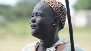 ABYEI REFERENDUM BY PIONTOK WOMEN 2013