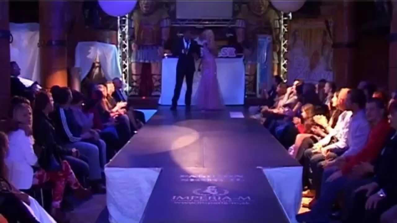 16d81209ef4c Orava Fashion Show 2013 spoločenské šaty - Impéria- M Námestovo ...