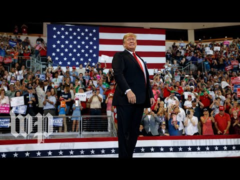 Trump holds rally in Montana