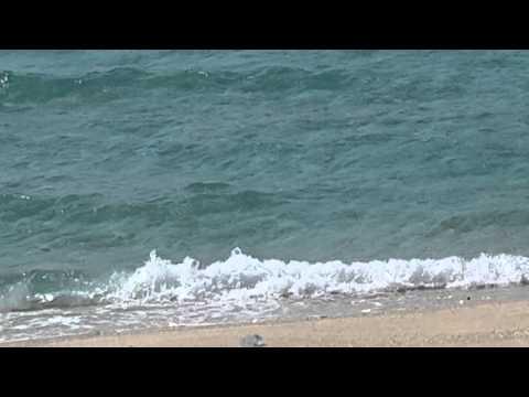 beautiful seaside view in dubai