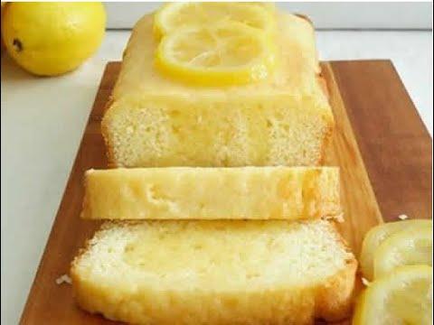 gÂteau-citron-🍋-lÉger-spÉcial-minceur