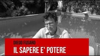 Diego Fusaro: Il sapere è potere