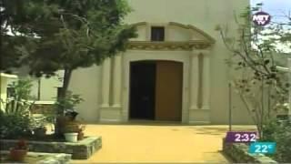 Miquihuana Tamaulipas Templo San Juan Bautista