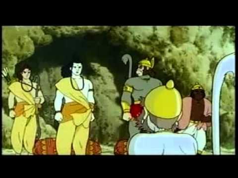 Prens Ram Efsanesi çizgi filmi