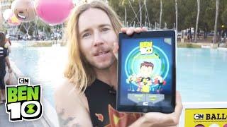 Ben 10 | NEW GAME: Alien Experience! | Cartoon Network