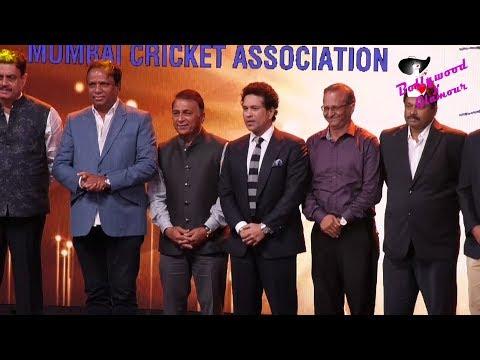 Celebs At Opening Ceremony Of T20 Mum League By Sachin Tendulkar, Sunil Gavaskar, Dilip Vengsarkar