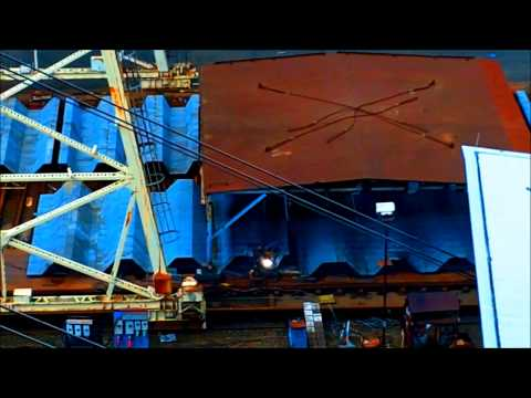 1511 Welding at Zidell Marine, South Waterfront