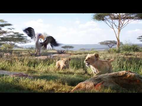 JD McCrary, Shahadi Wright Joseph, John Oliver I Just Can't Wait To Be King (Music Video)