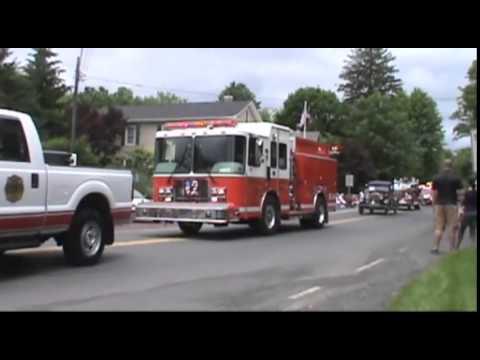 Bucks County Firemens' Parade 2013
