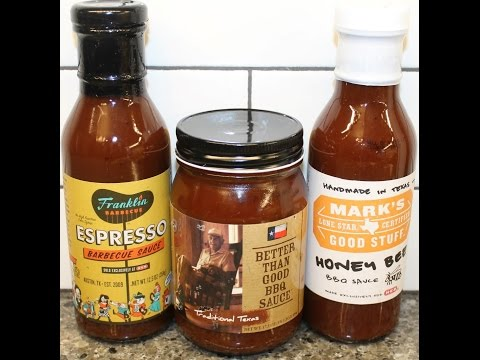 Bbq Sauce Review Franklin Barbecue Espresso Better Than Good Marks Good Stuff Honey Bee