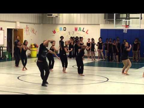 Alvin Ailey American Dance Theater Workshop @ DeKalb Elementary School of the Arts