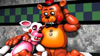 FNAF SFM: True Friendship Never Withers #2 - Five Nights at Freddy's SAD Animation
