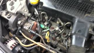 Moteur instable Clio 2 dci 65cv