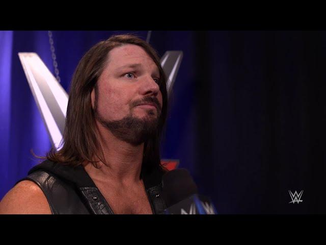AJ Styles explains the influence Jeff Jarrett had on his career: Exclusive, Feb. 23, 2018