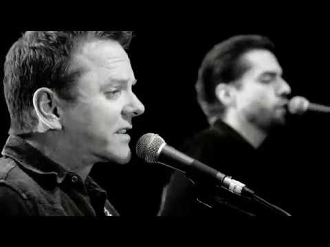 """Kiefer Sutherland - """"Can't Stay Away"""" Ironworks Music - Official Music Video"""