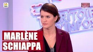 Invitée : Marlène Schiappa - Territoires d'infos (17/10/2017)