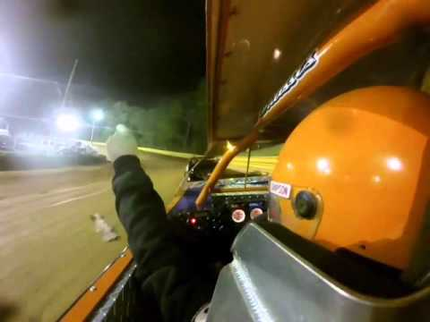 Harley Holden H3 GoPro - Toccoa Raceway Stock 4 Main 4-9-16