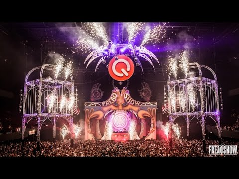 Freaqshow 2016 | The Q-dance Hardstyle Top 10