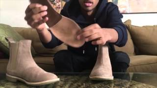 "Aliexpress ""Bottega Veneta"" Chelsea Boot Review!"