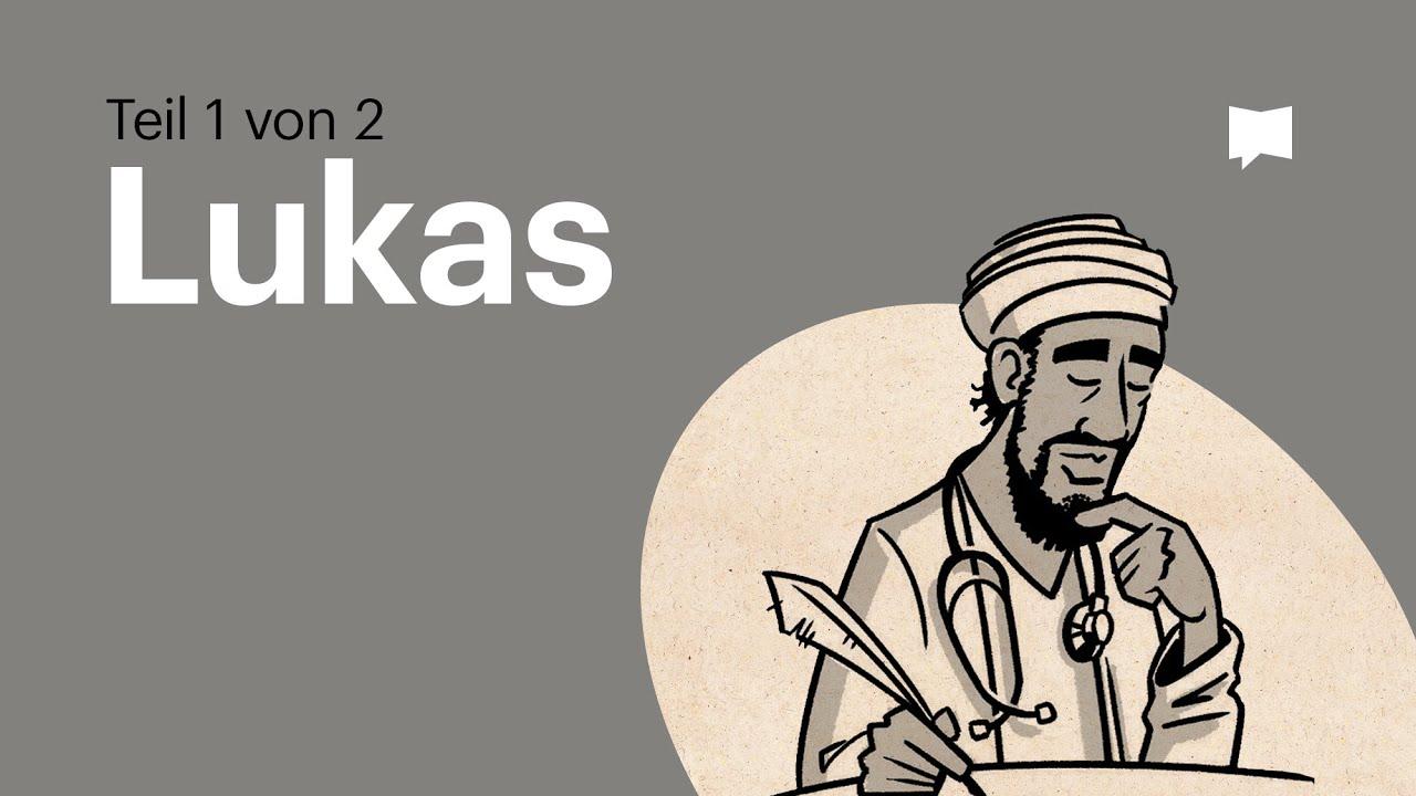 Buchvideo Lukas Kap 1 9
