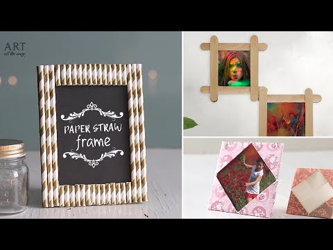 3 Easy Picture Frame