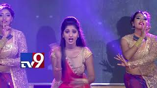 Meghana Lokesh dance performance @ TV9 Theevi A...