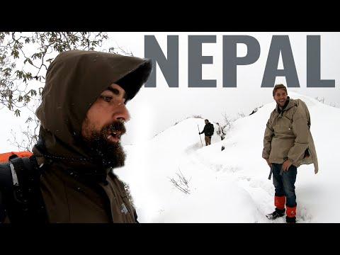 Himalaya Dağlarında 1 Hafta Yürüdük!