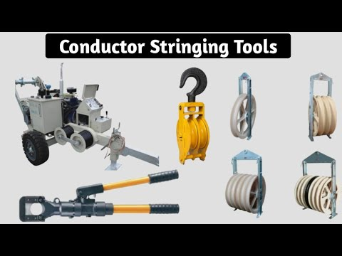 CONDUCTOR STRINGING TOOLS