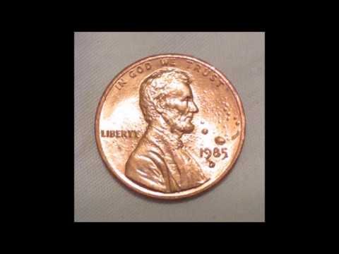 Commonly found mint errors you will encounter coin searching