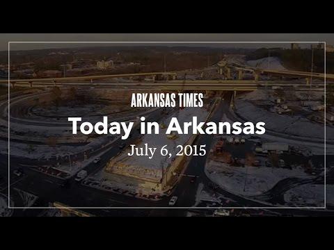 Today in Arkansas: Senator Rips Governor