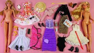 ★바비 콜렉터 블랙라벨 바비룩 어반정글,파크프리티 개봉기★The Barbie LOOK DOLL-Urban Jungle & Park Pretty Unboxing