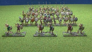 Two 15mm Armies From My Collection