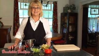 Sarah's Simple Solutions Episode 44 - Artichoke Pasta Salad