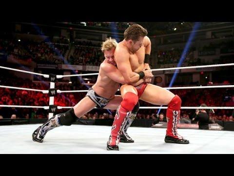 Wwwe Chris Jericho VS The Miz - لعبة المصارعه الحرة 2014 - اقوي حلقات المصارعه الحرة