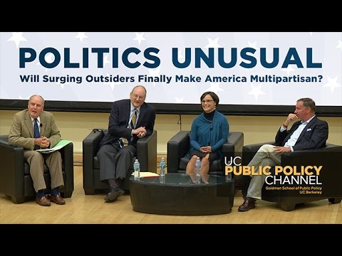 Politics Unusual: Will Surging Outsiders Finally Make America Multipartisan?