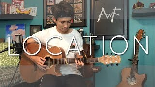 Baixar Khalid - Location - Cover (Fingerstyle / Vocal)