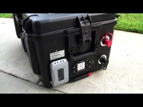 Portable Solar Generator Build Final