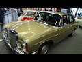 1969 Mercedes-Benz 300 SEL - Exterior and Interior - Classic Expo Salzburg 2016