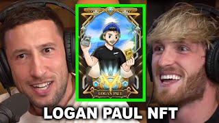 LOGAN PAUL CALLS NFT'S A