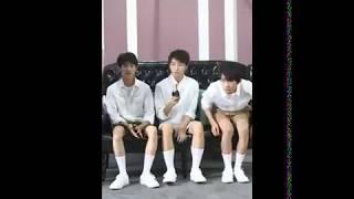【TFBOYS 王俊凱】TFBOYS映客直播全场 王俊凱18歲 未婚😜【Karry Wang Junkai】