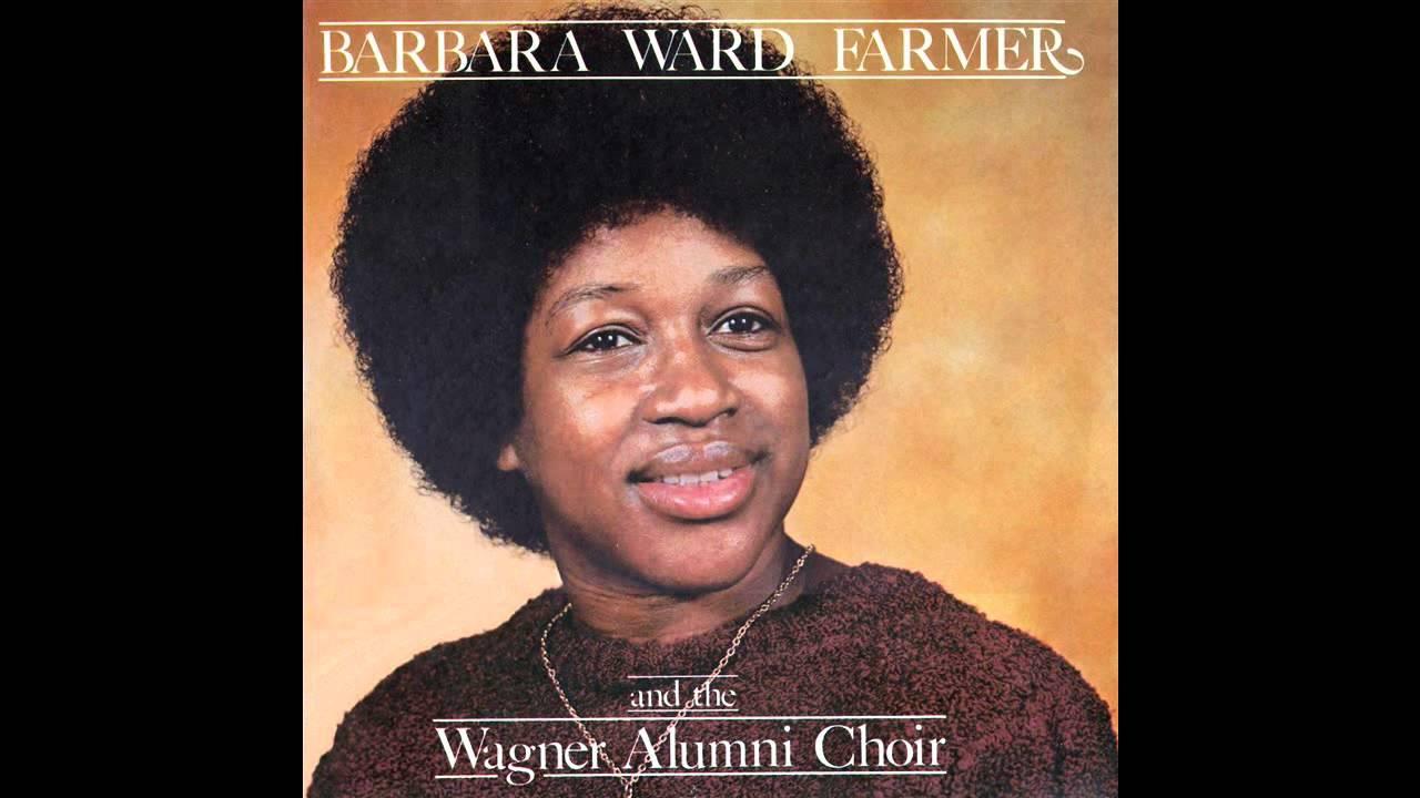 """""""Afterwhile"""" (1981) Barbara Ward Farmer & The Wagner Alumni Choir #1"""