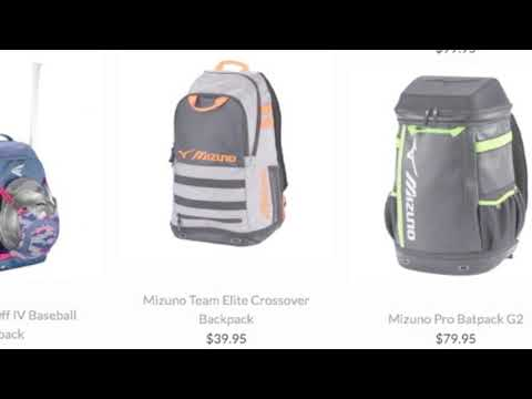 Baseball Backpacks   Baseball Bargains