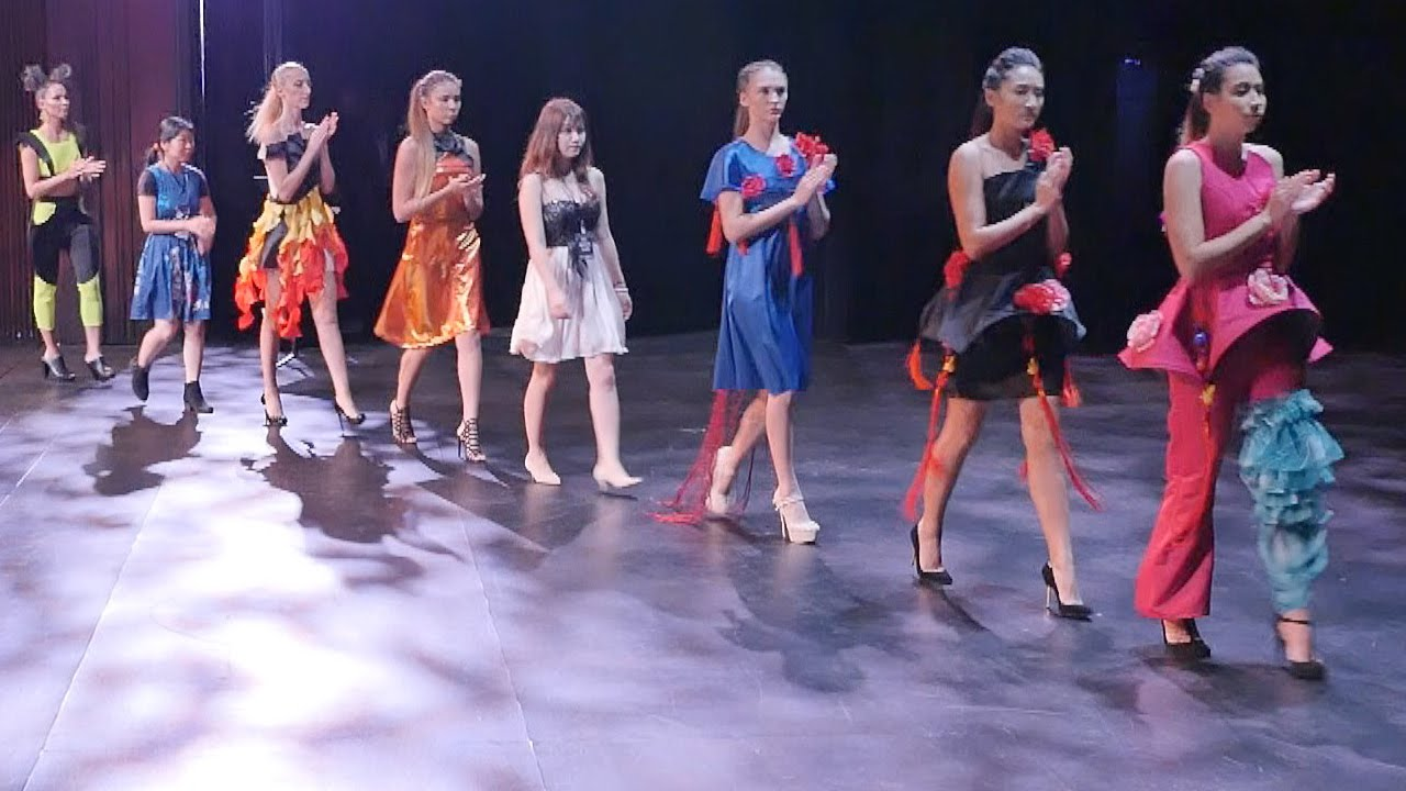 Uh Manoa Fashion Program Celebrates Its Roots At 50th Anniversary Show Youtube