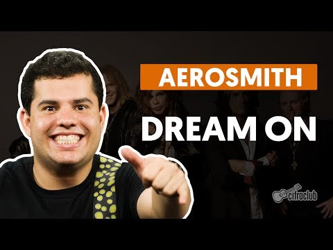Dream On - Aerosmith (aula de guitarra)